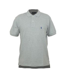 Ralph Lauren Men's Custom Fit Short-Sleeve Polo