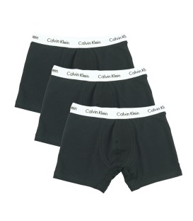 Calvin Klein Boxer Trunks (3 Pack) black