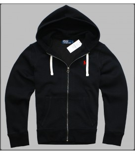 Ralph Lauren Classic Athletic Fleece Black