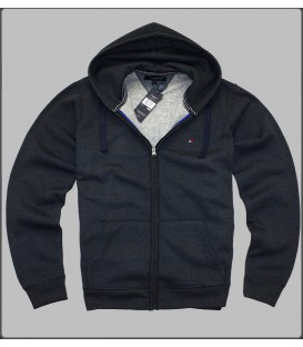 Tommy Hilfiger HDD Z- THRU LIS DARK GREY