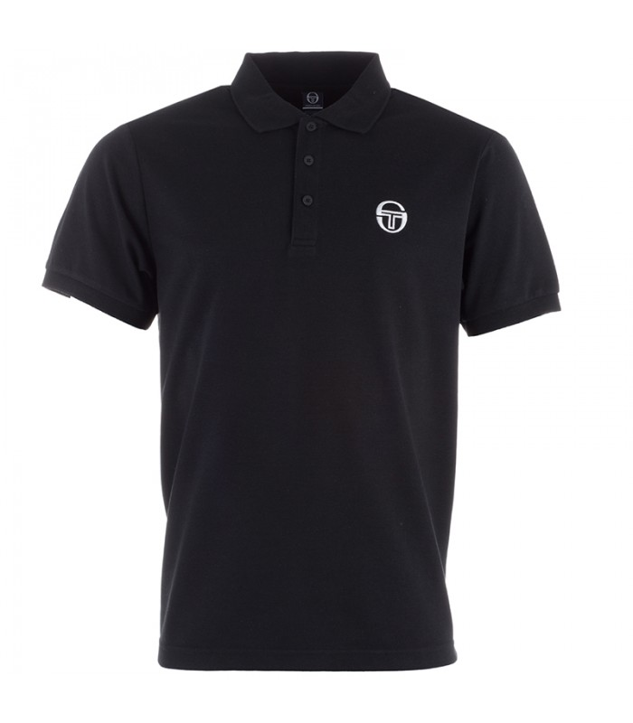96568c83c Sergio Tacchini Heigham Anthracite Polo - Best Brands 4 You