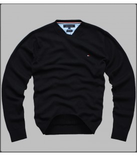 Tommy Hilfiger EO Pacivic C-NK Teobasic Black