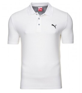 Puma Ess Polo short sleeve White 83185602