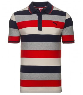 Puma FUN Stripe Pigue Polo 83222005