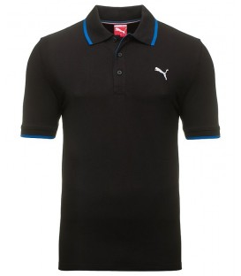 Puma Fun Pigue Polo short sleeve Black 83221701