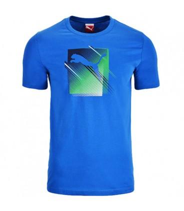 Puma BPPO 835 MENS TEE STRONG BLUE 83814302