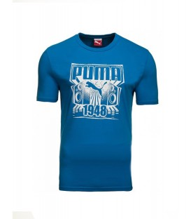 Puma BPPO 628 MENS TEE FRENCH BLUE 83550601