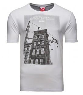 Puma tshirt short sleeve 83242102
